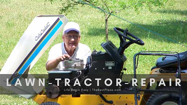 Riding Lawn Mower Repair