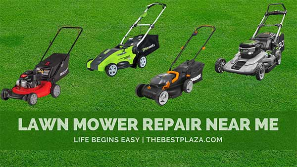 Lawn Mower Repair Near Me