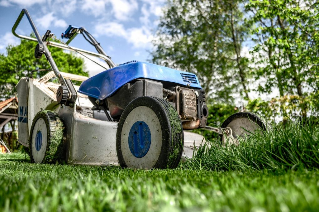 What is mulch lawn mower